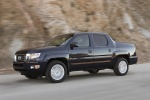 2013 Honda Ridgeline - Driving Front Left Three-quarter View